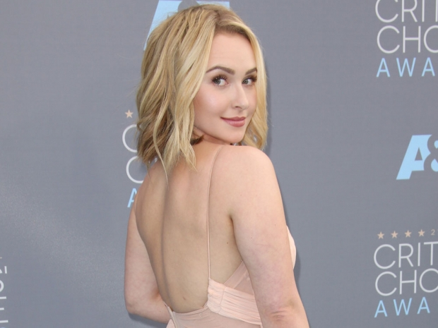Hayden Panettiere At The Critics' Choice Awards