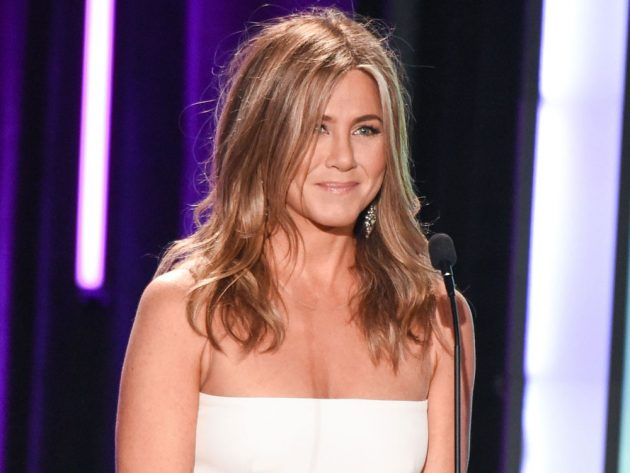 Jennifer Aniston doesn't see herself moving on from bikinis