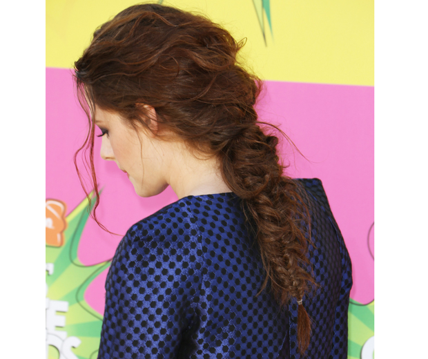 Pancaking your plaits is the hottest trend to hit the beauty world...