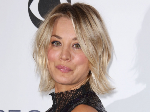 Kaley Cuoco at the People's Choice Awards