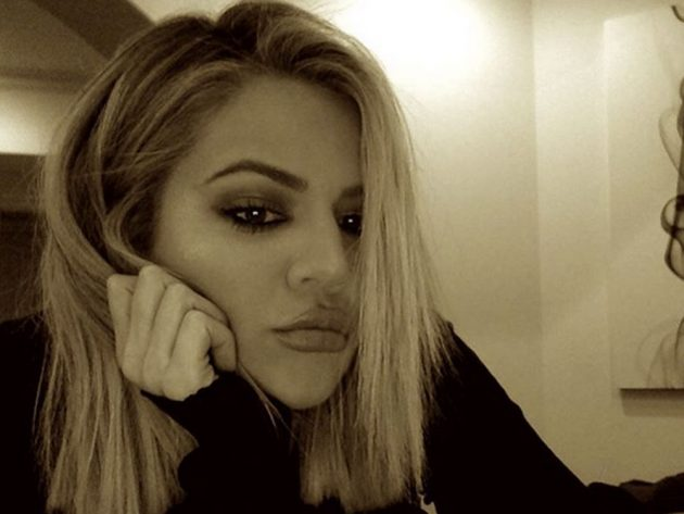 Khloe Kardashian is looking hotter than ever