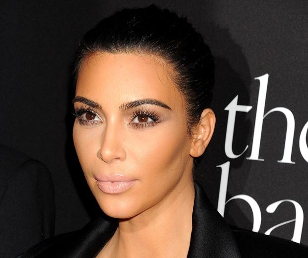 kim kardashian nude lip