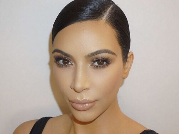 Kim Kardashian's closet was hiding something *quite* unexpected