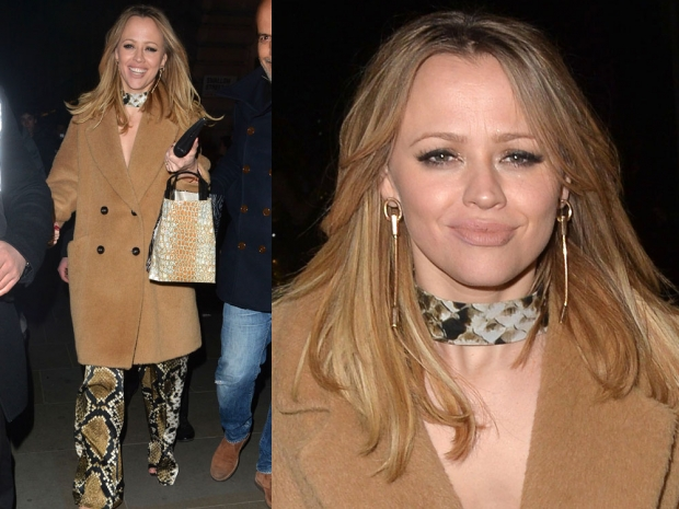 Kimberley Walsh on hen do