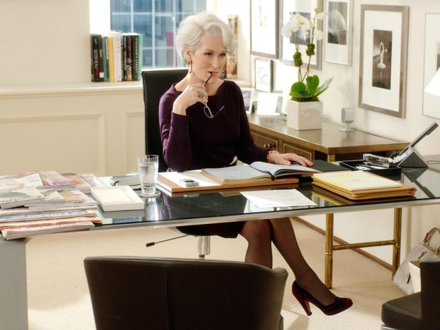 Here's how to wear an ensemble that even Miranda Priestly would approve of.
