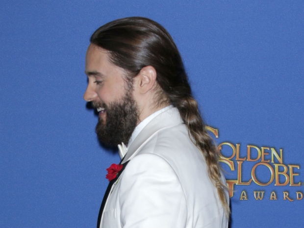 Man Braid: Jared Leto started the trend