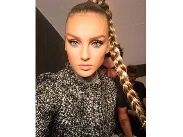 Perrie Edwards is looking forward to this year