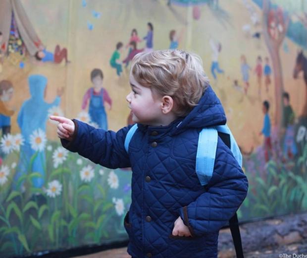 prince george mural
