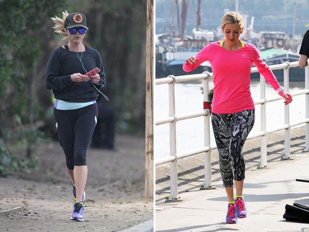 Reese Witherspoon and Ellie Goulding