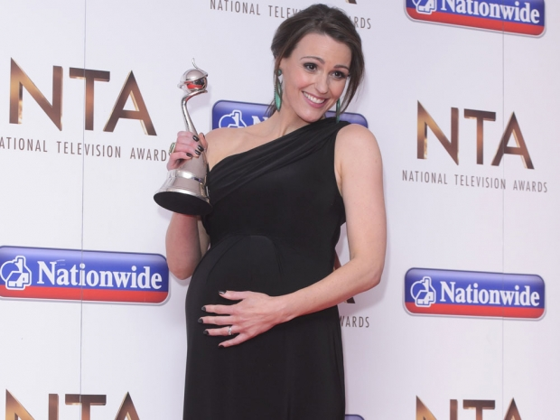 Suranne Jones at the National Television Awards