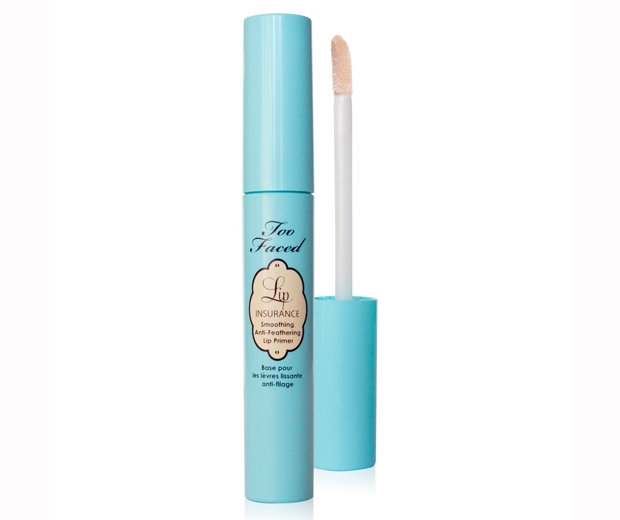 Too Faced Lip Insurance Lip Primer (£14.50)