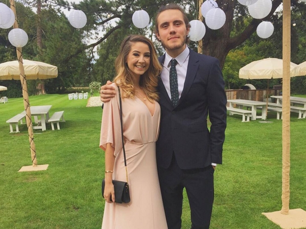 Zoella and Alfie Deyes