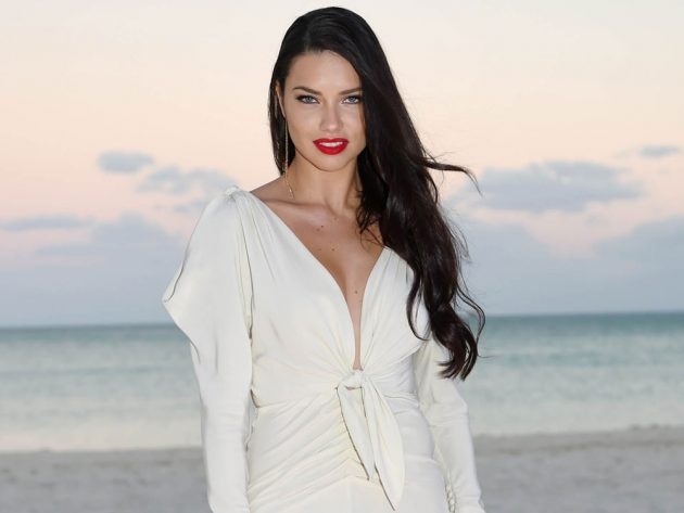 Adriana Lima has spoken out on Instagram