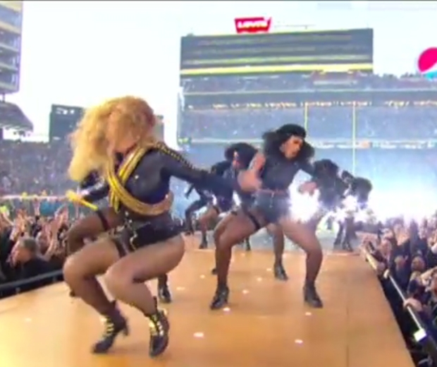 beyonce super bowl formation