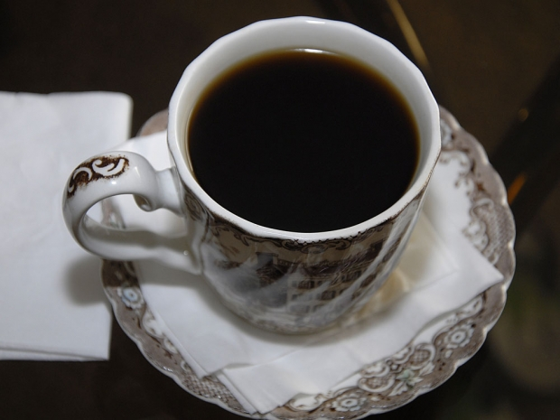 coffee shouldn't be drunk in the morning