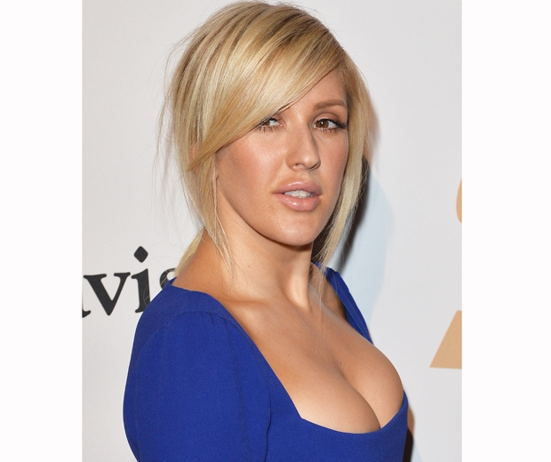 ellie goulding lip fillers