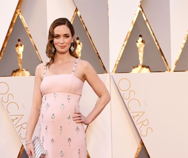 Emily Blunt at the Oscars 2016