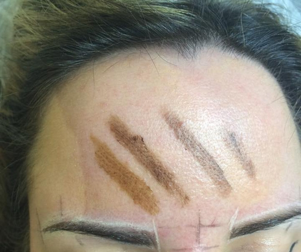 nano needle brows