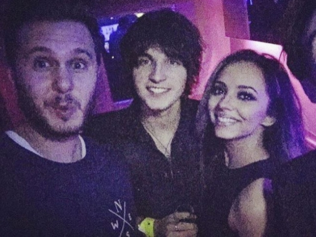 Jade Thirlwall and and Jed Elliott