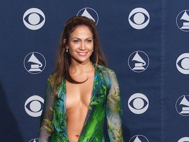Grammy Moments: Jennifer Lopez