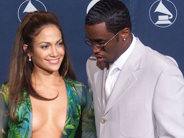 Grammy Moments: JLo and PDiddy