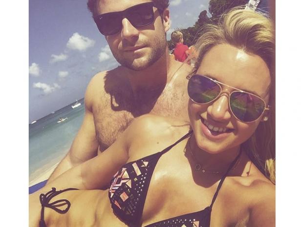 Josh Shepherd and Tessa Seward