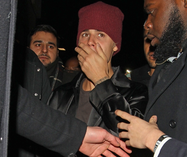 justin bieber after party brits