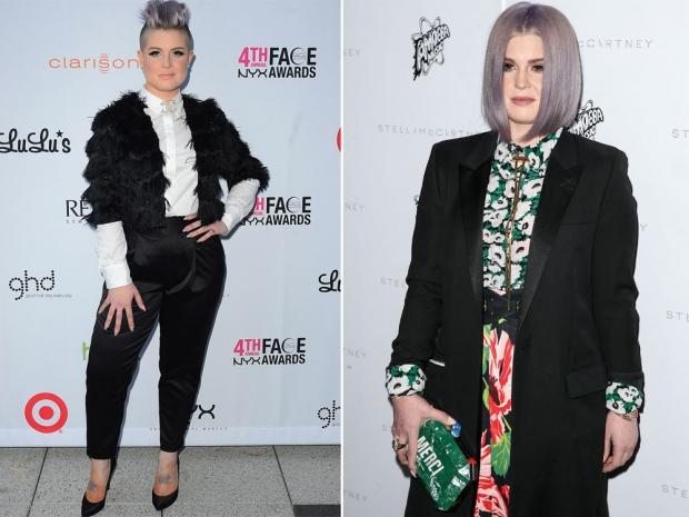 kelly osbourne fashion