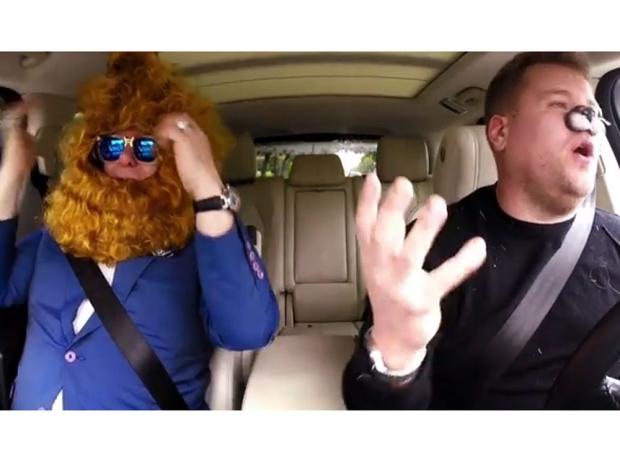 Elton John Karaoke Carpool