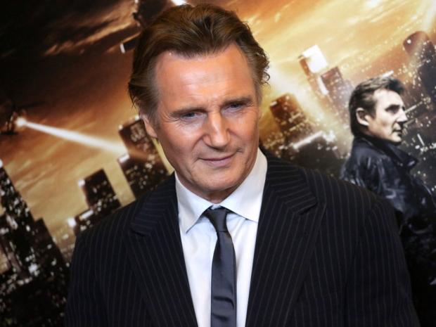 So Kristen Stewart Definitely Isn't Dating Liam Neeson   Look