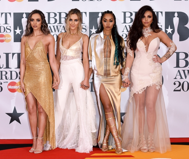 little mix brit awards 2016