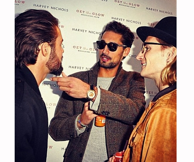 spencer matthews made in chelsea with hugo taylor
