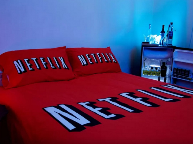 Netflix and Chill Airbnb