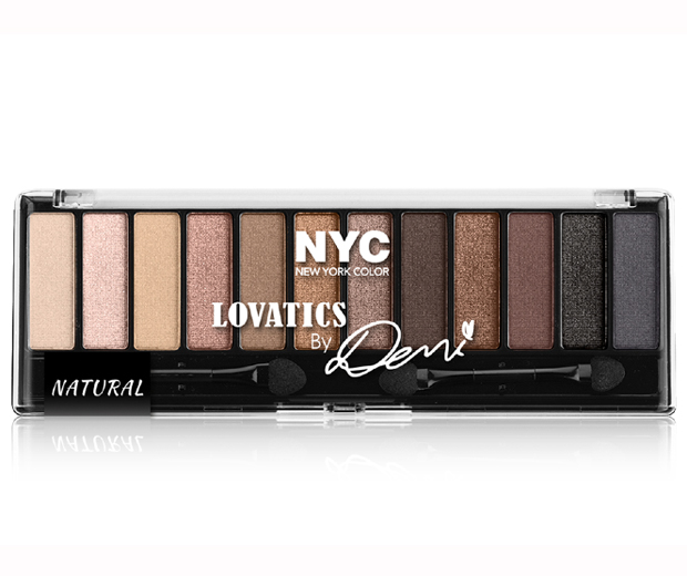 The NYC Lovatics by Demi palette is your next new make-up must-have...