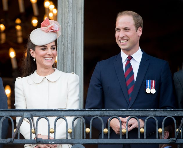 Mandatory Credit: Photo by REX/Shutterstock (4033726i) Catherine Duchess of Cambridge and Prince William First World War centenary, Mons Town Hall, Belgium - 04 Aug 2014