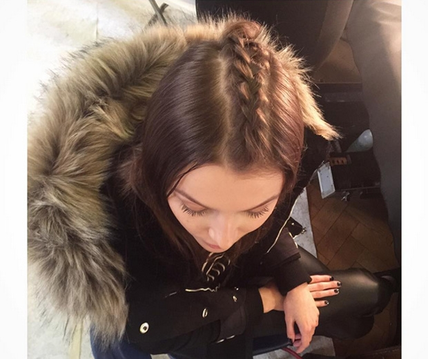 The Unicorn Braid Rules At London Fashion Week