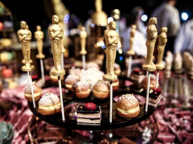 Oscars 2016 Menu