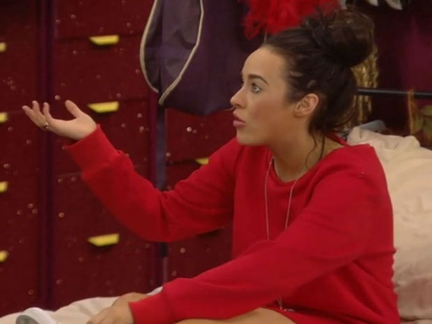 Stephanie Davis on Celebrity Big Brother