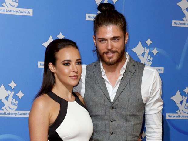 Stephanie Davis and Sam Reece