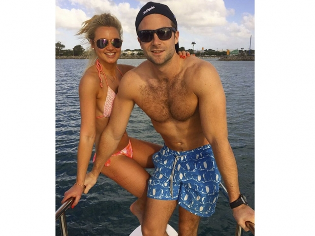 Josh Shepherd and Tessa Sewald