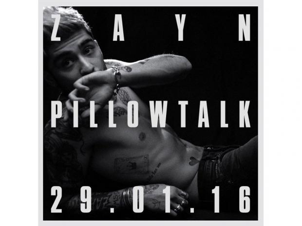 Zayn Malik's Pillowtalk