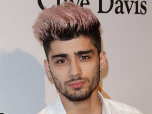 Zayn Malik Has Gone Through A Colourful Hair Makeover Look