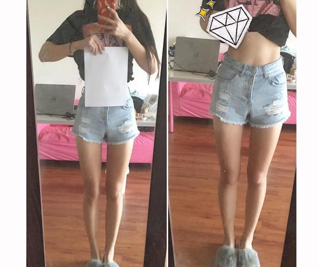 a4 waist challenge