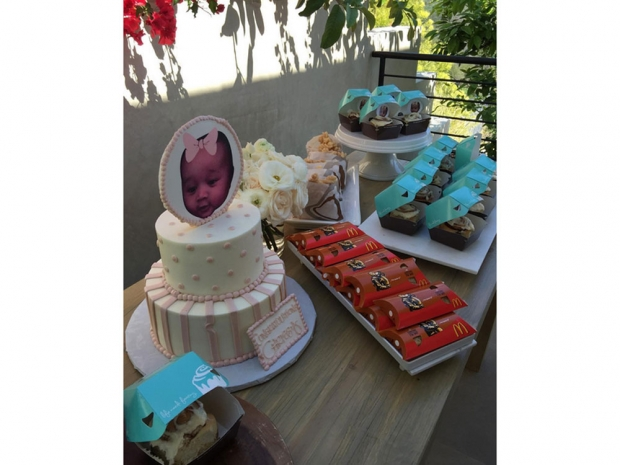 Chrissy Teigan baby shower