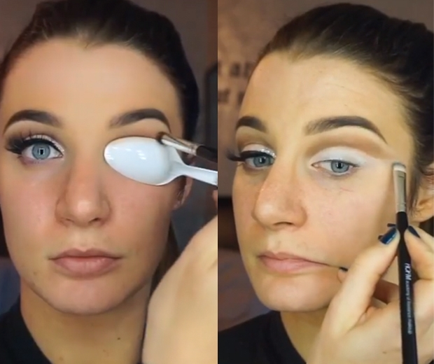 How to Apply Eye Makeup on Hooded Eyes  TipHero