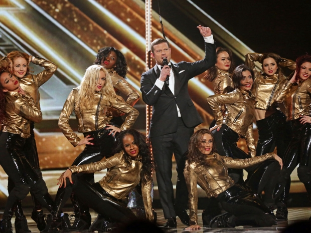 Dermot O'Leary back on The X Factor