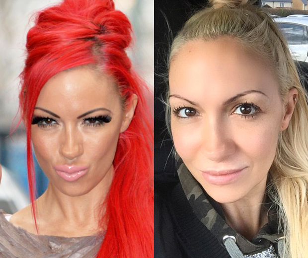 Top 15 Celebrity Transformations | Blog do Allan