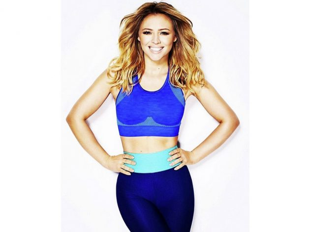 Kimberley Walsh looks *incredible* in Fit & Well magazine