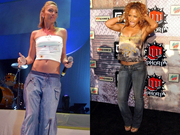 27 hilarious things every girl wore in the noughties