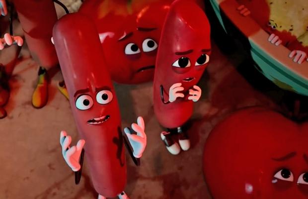 sausage party film movie